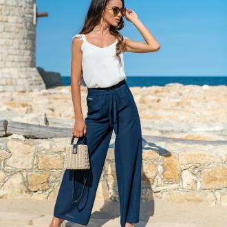 Панталон Blu Scuro Lino