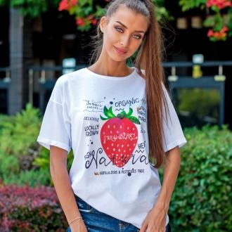 Тениска Strawberry