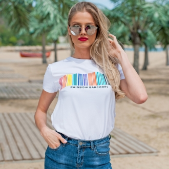 Тениска Rainbow