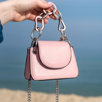 Мини чанта PINK