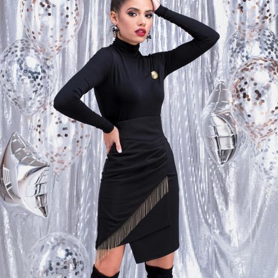 Пола Elegante с метални ресни