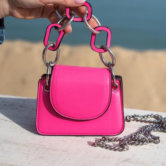 Мини чанта Cyclamen