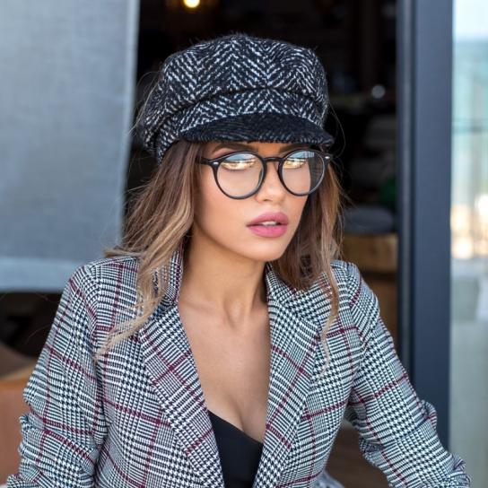 Каскет меланж Italian Wool