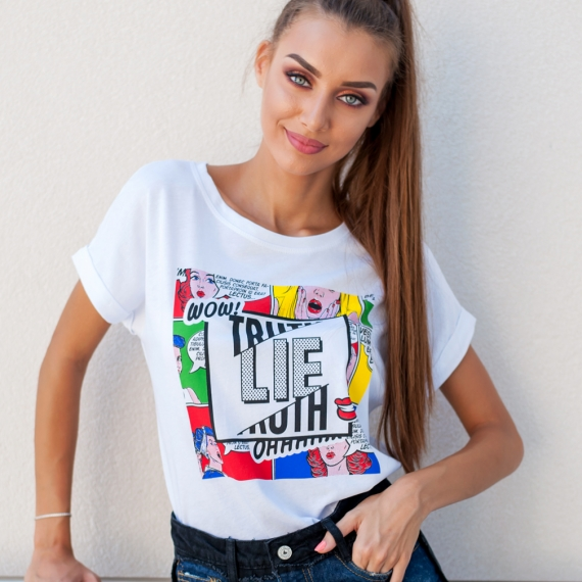 Тениска COMICS
