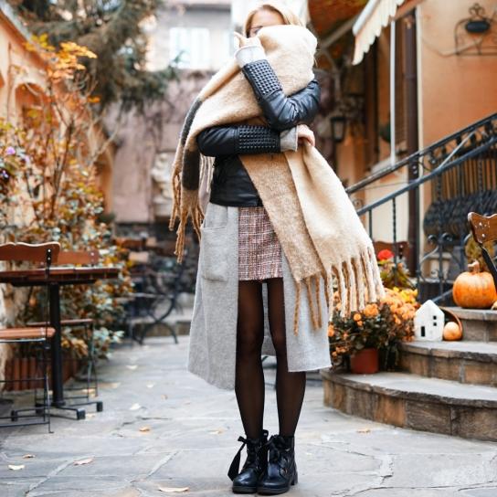 Есенна разходка с Полина Билоконна и Corso Italia