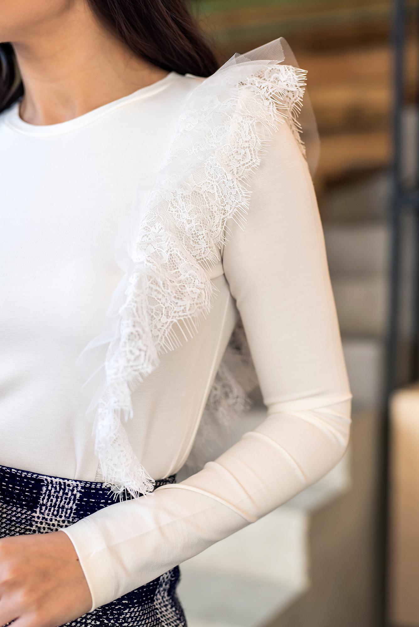 Блуза White Angel