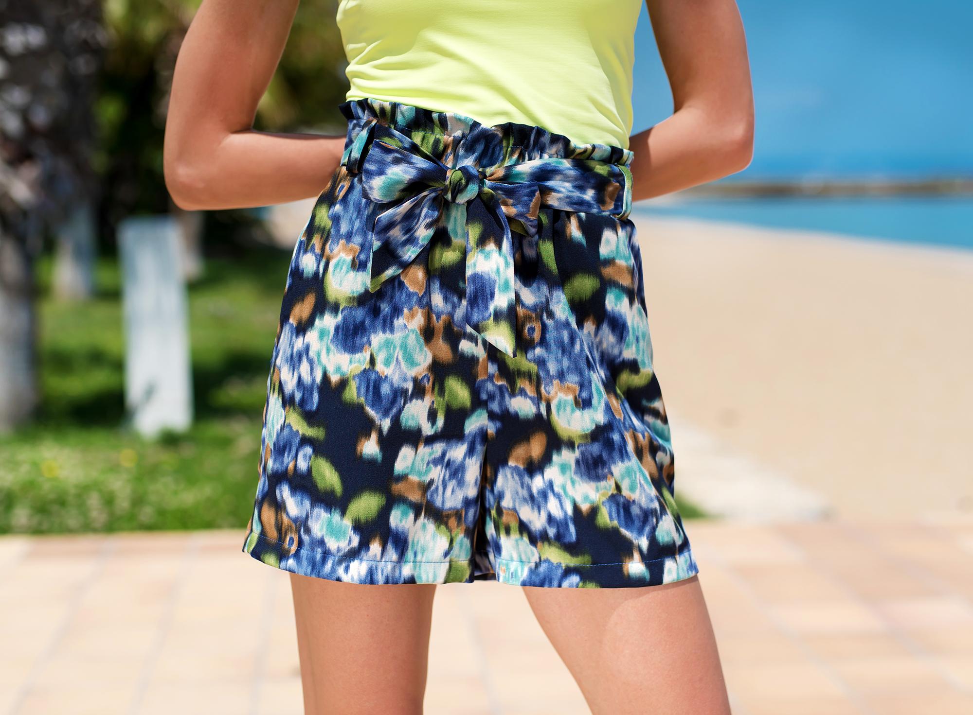 Къси Панталонки Colorful