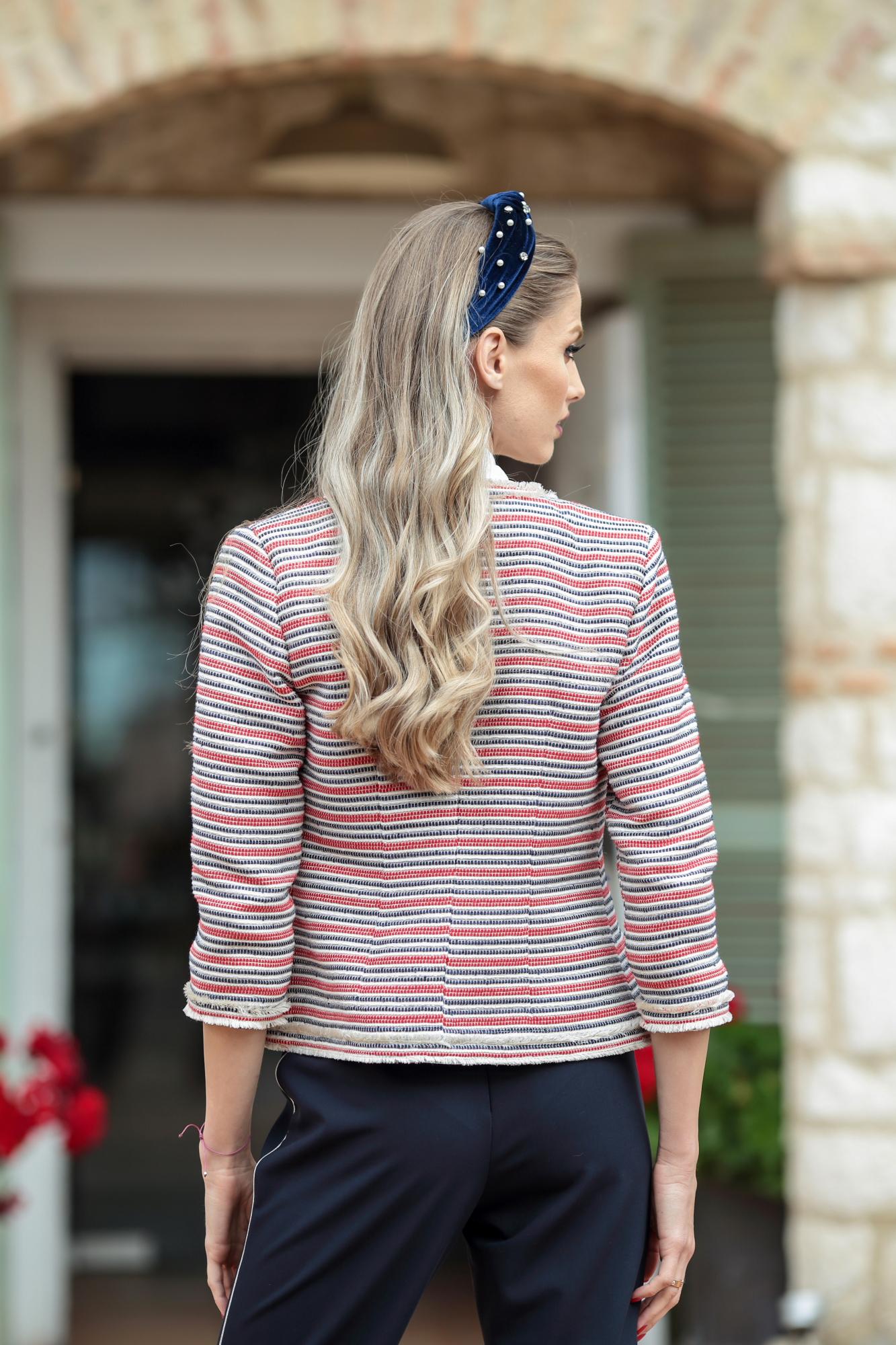 Сако Autumn Stripes