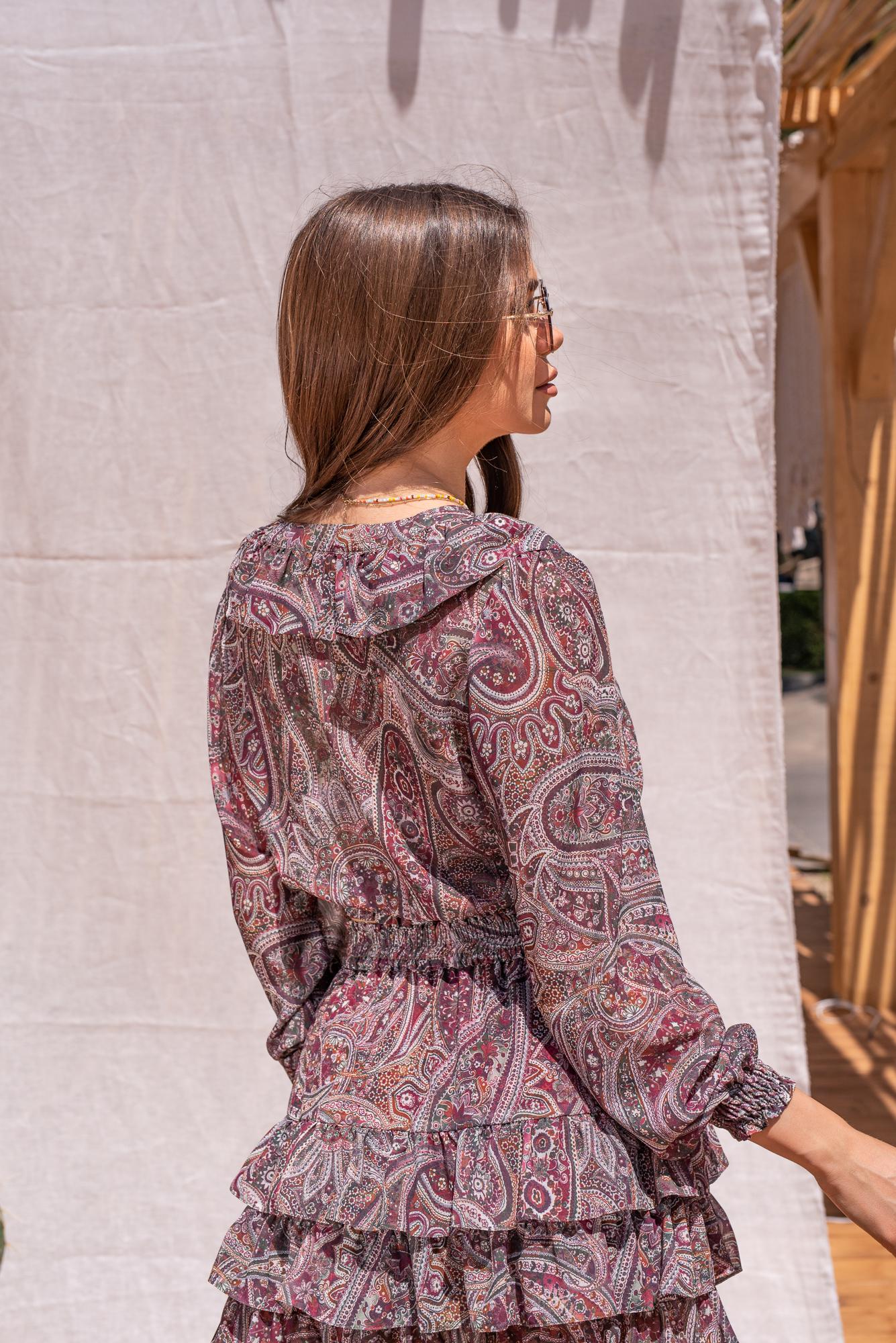 Блуза Boho Style