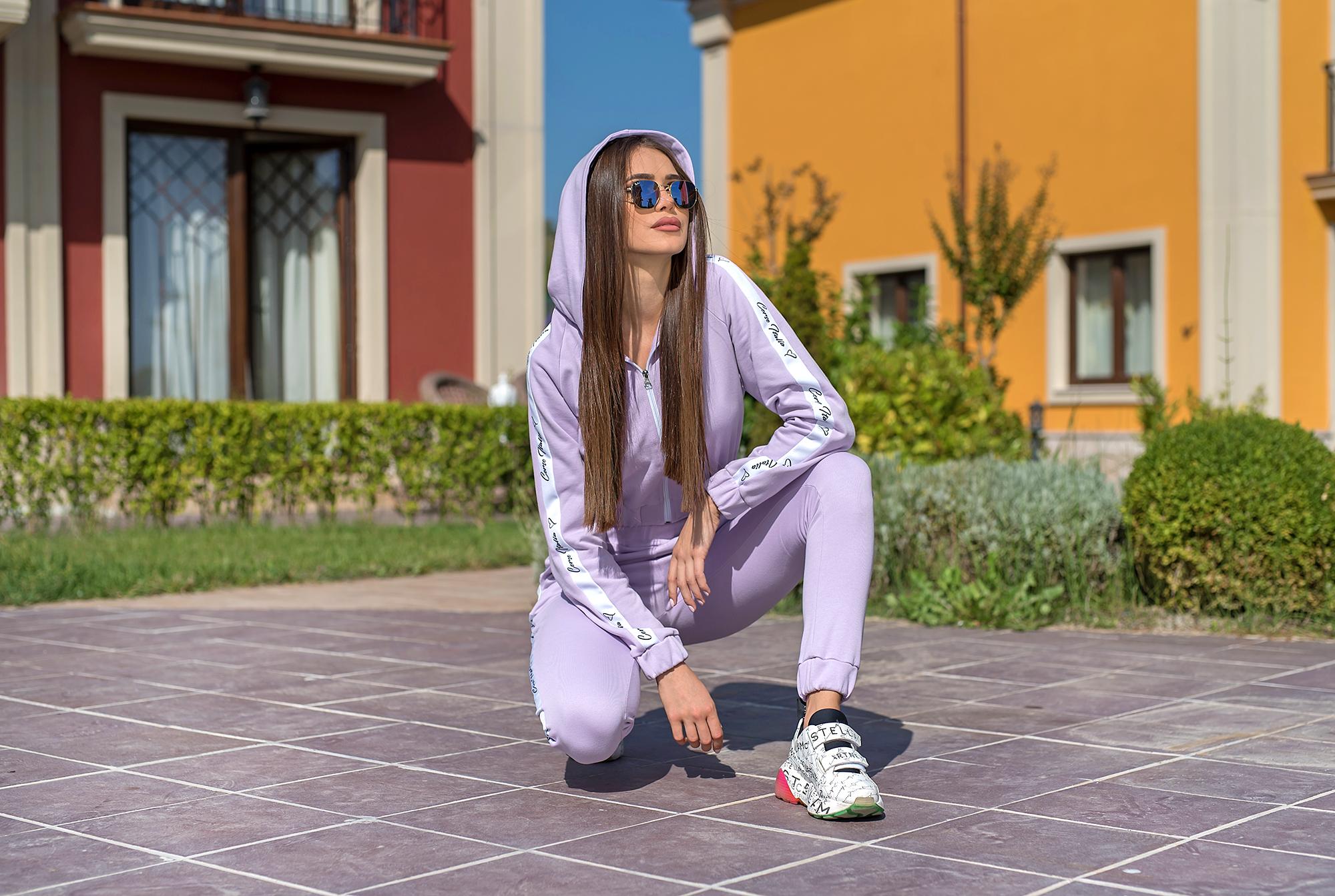 Спорна Горница Corso Lavender