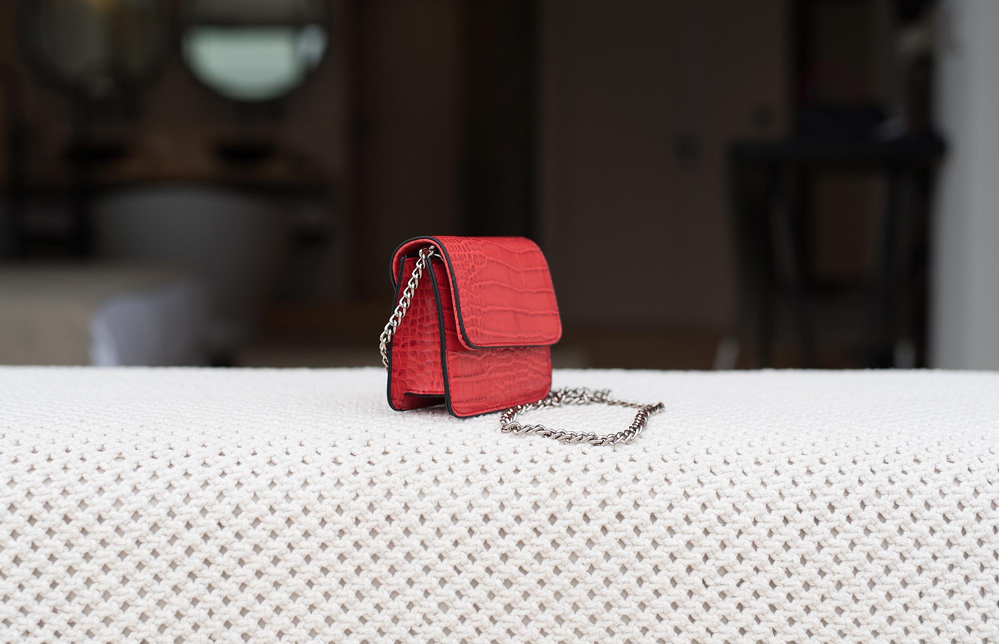 Чанта Baby Red