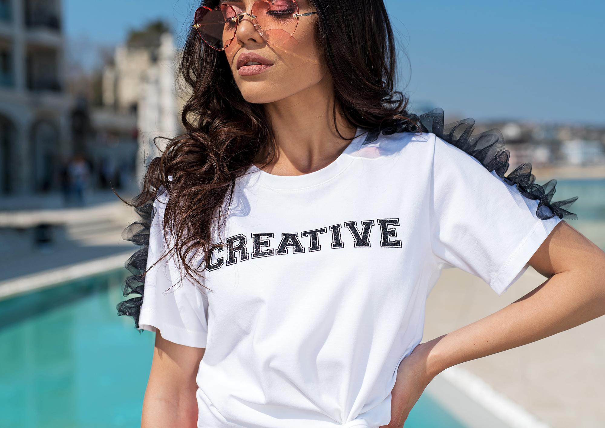 Тениска CREATIVE