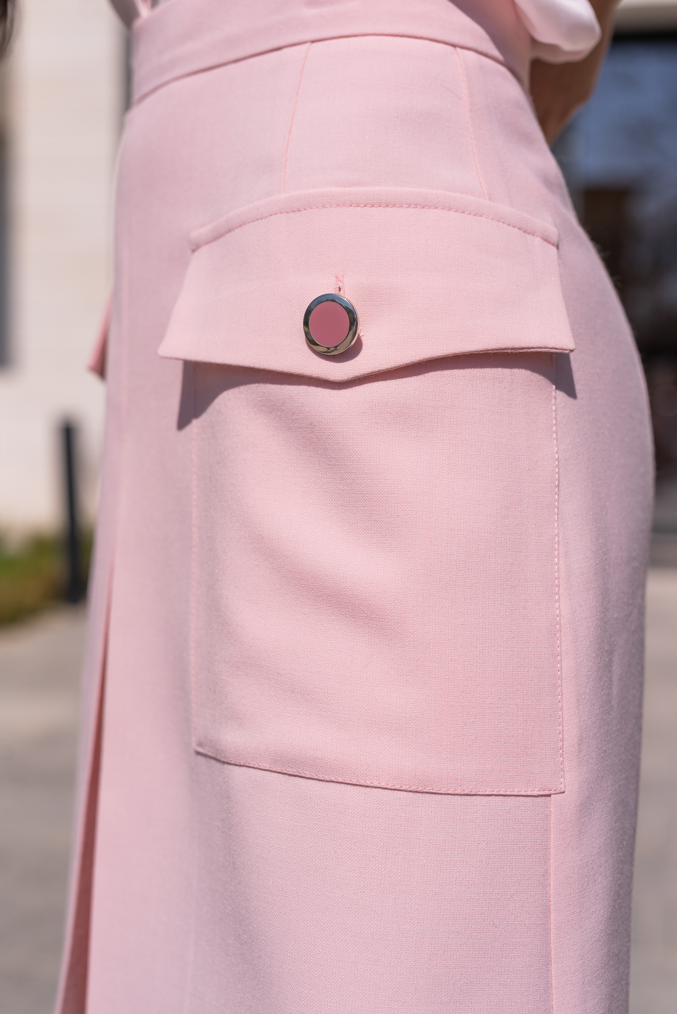 Пола Baby Pink