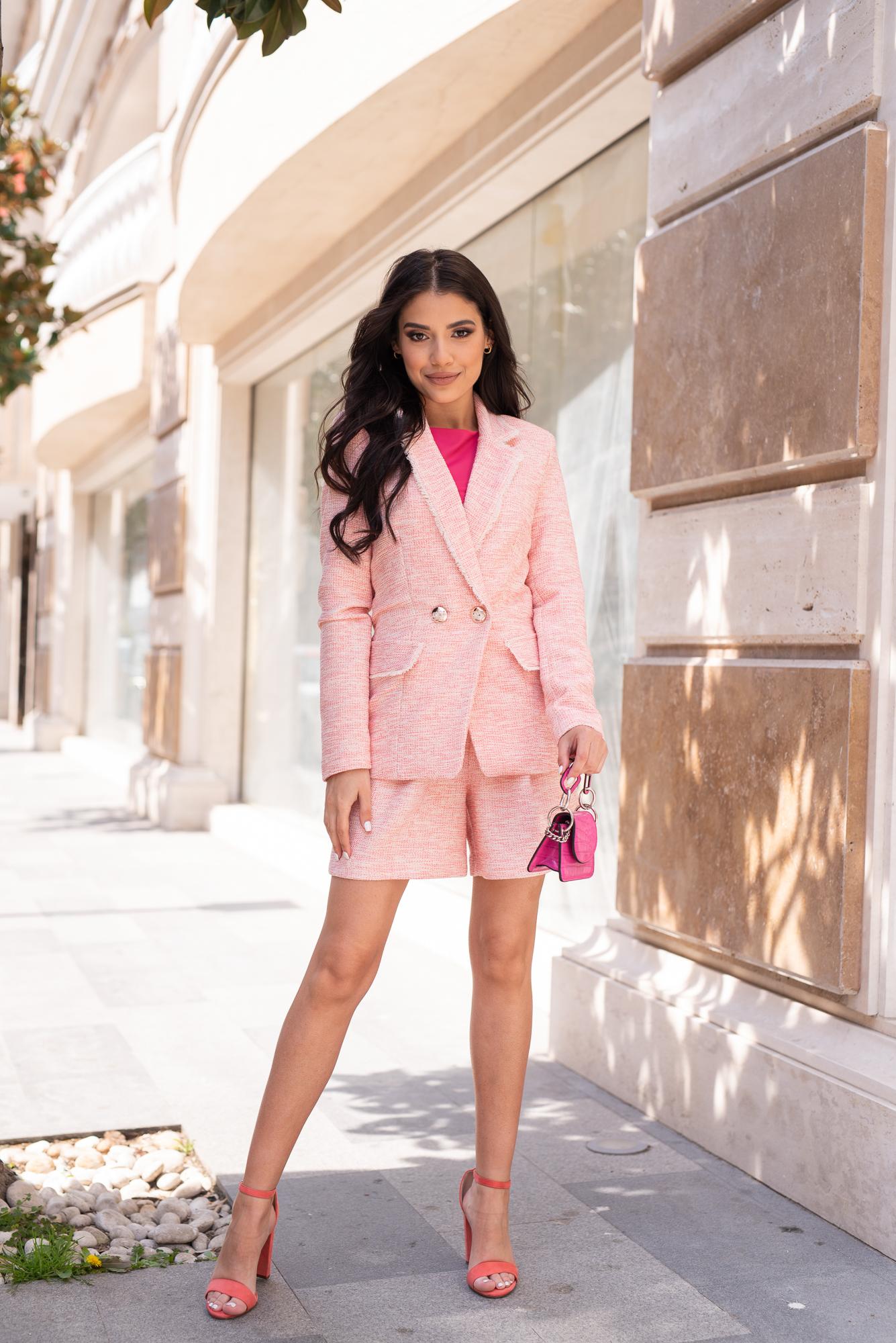 Сако Thinк Pink