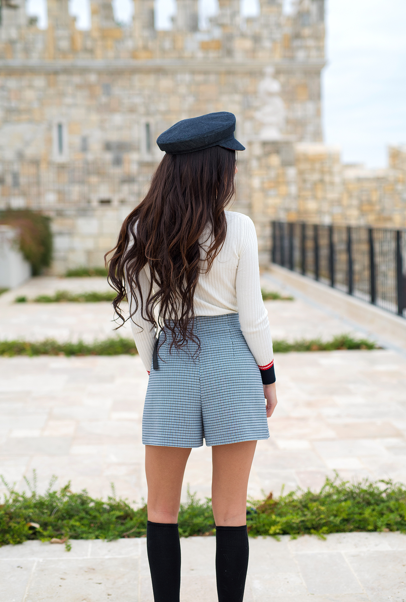 Панталонки NIGHT blue