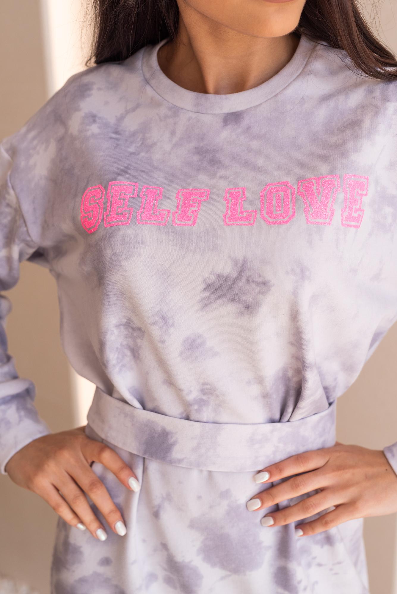Блузон Self Love