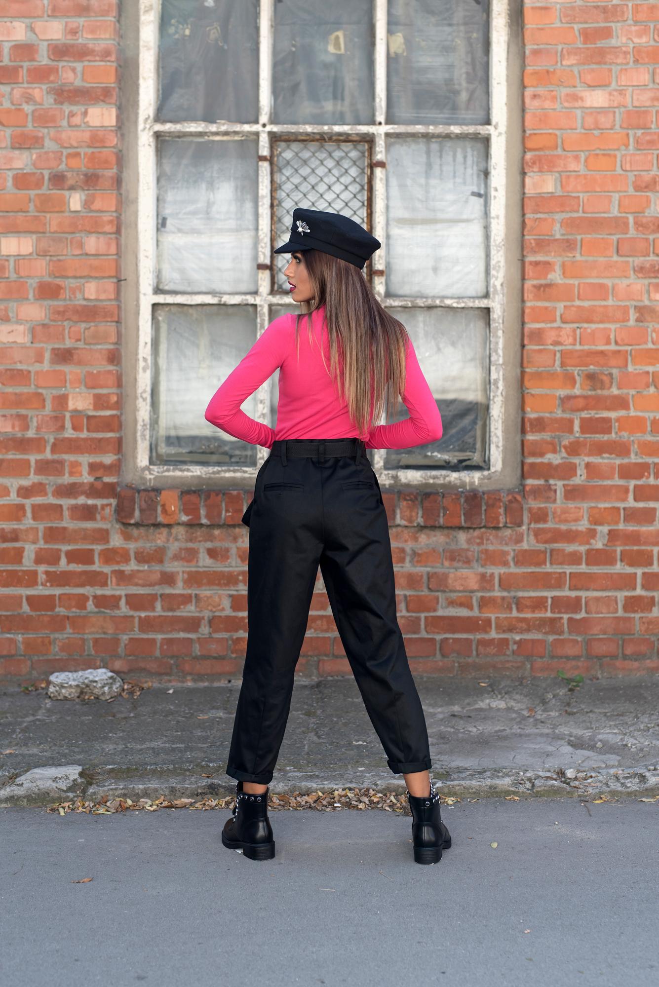 Панталон STREET STYLE in black