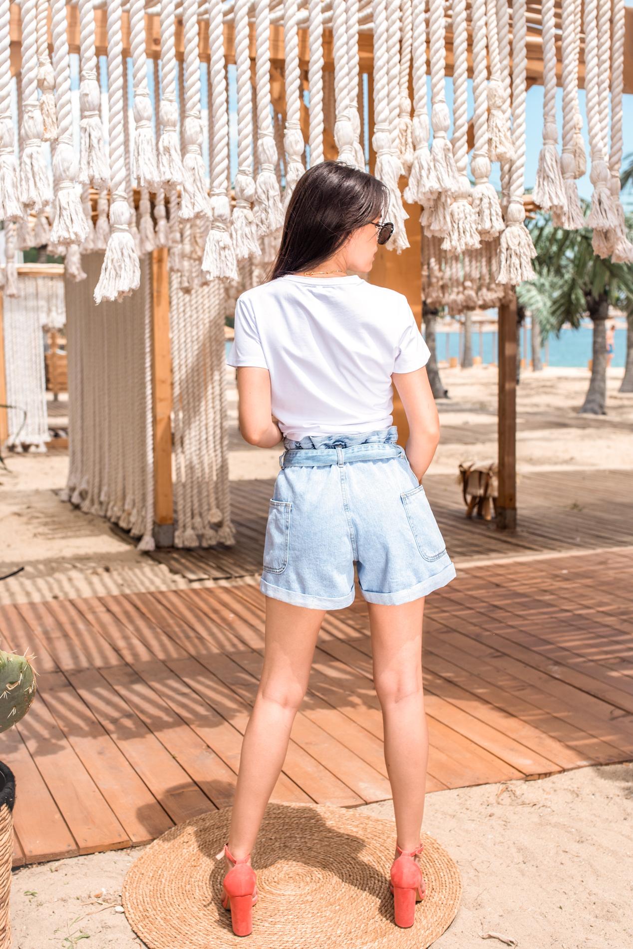 Къси панталони Pockets