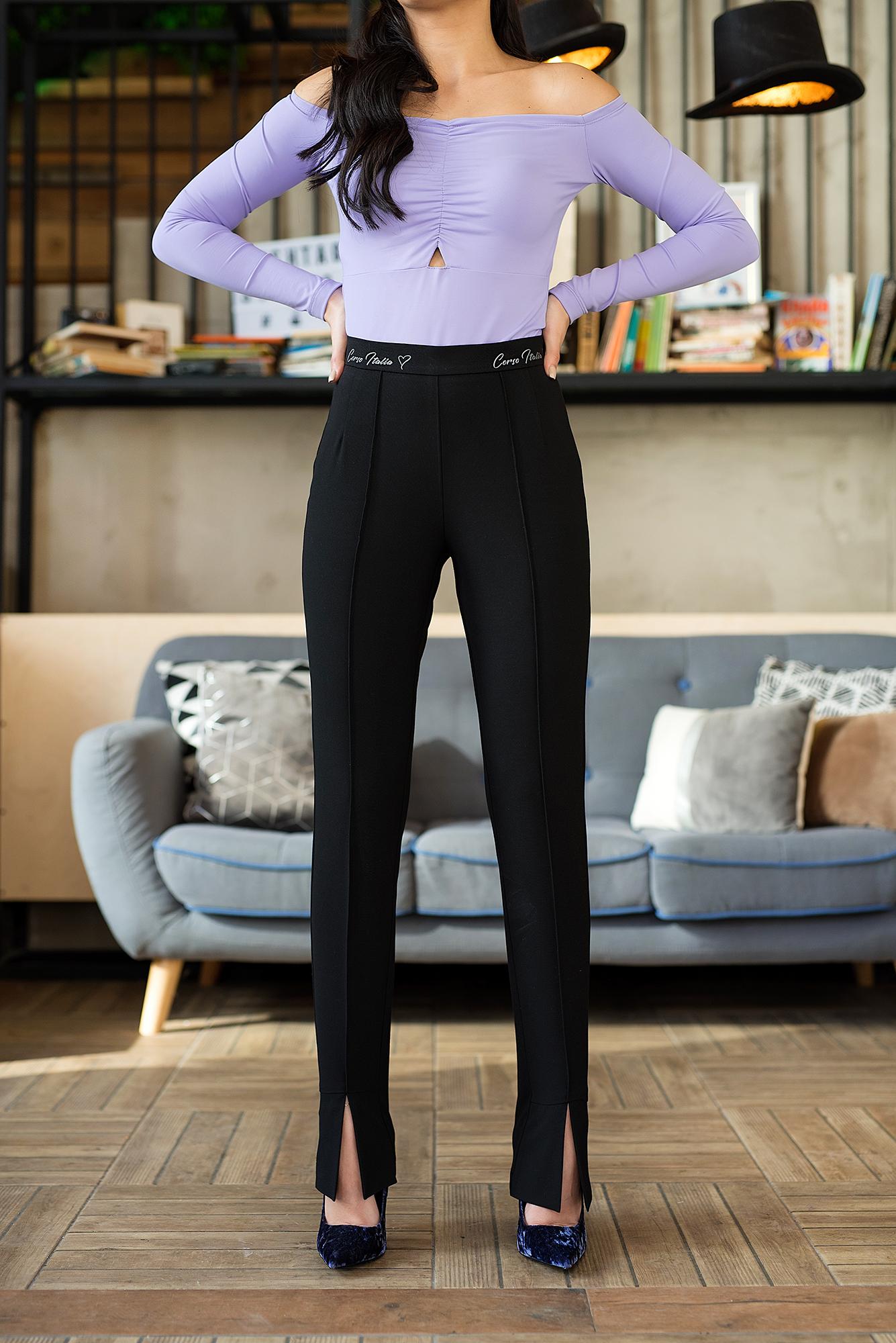 Панталон BLACK LOGO