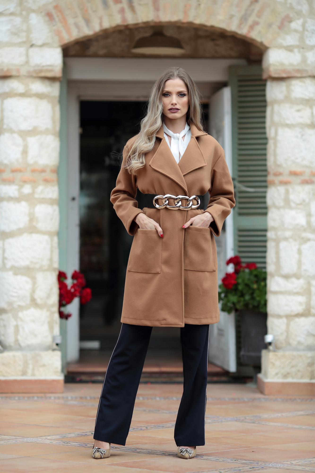 Палто BEIGE IRIS