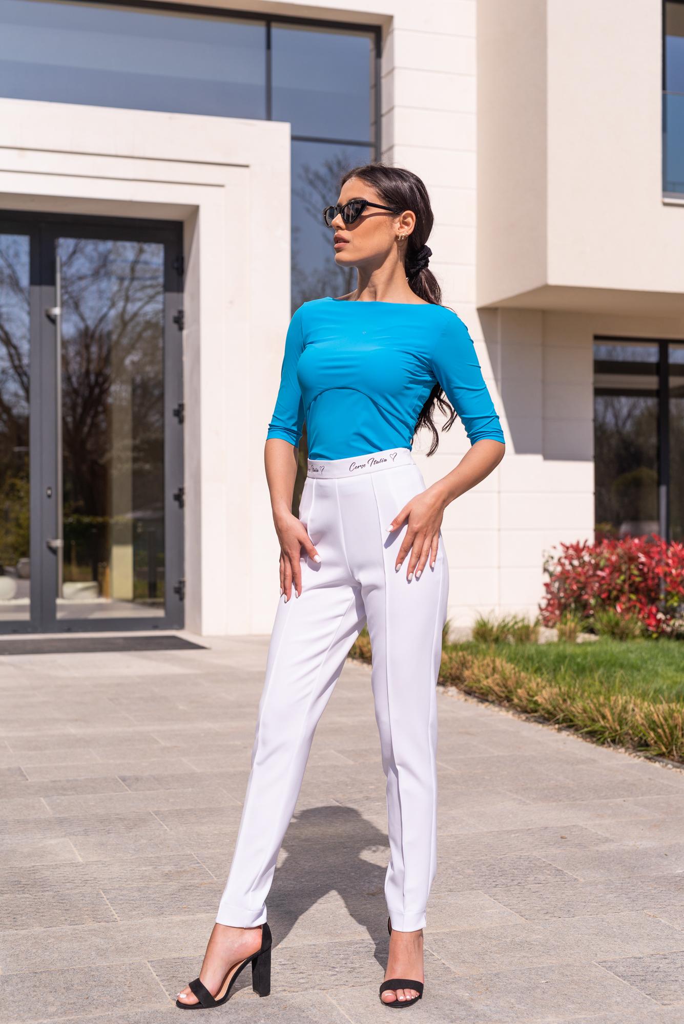 Дамска блуза Blue