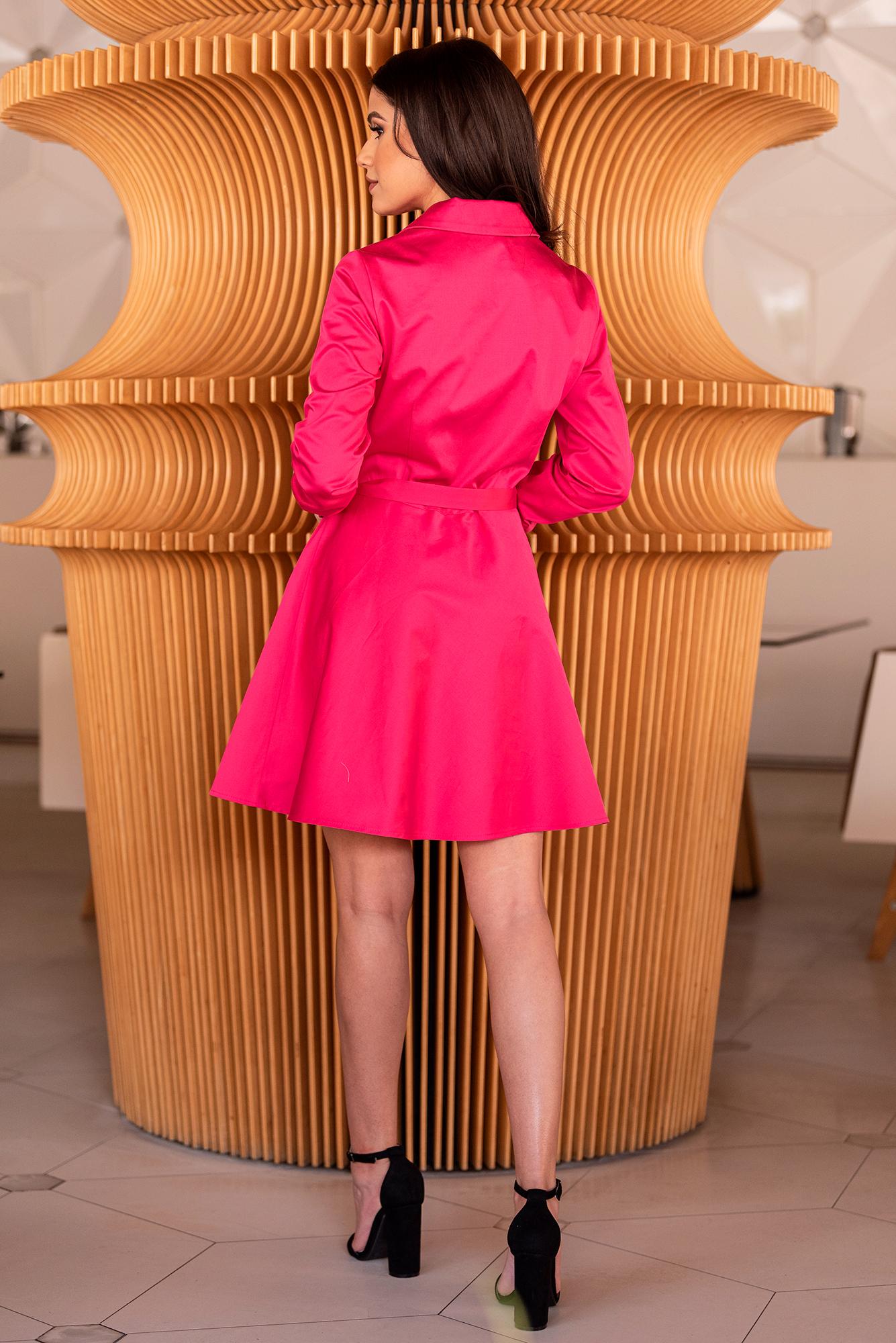 Рокля Bright Pink