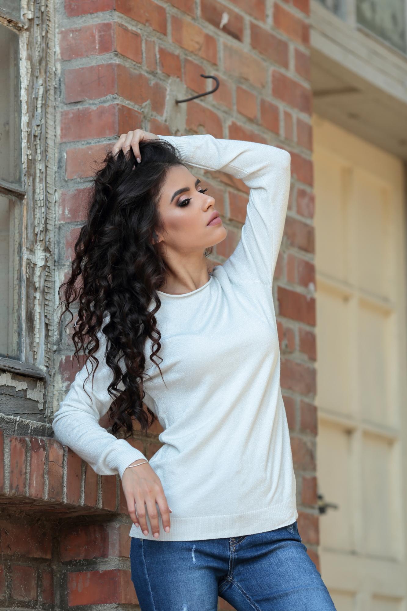 Блуза WHITE