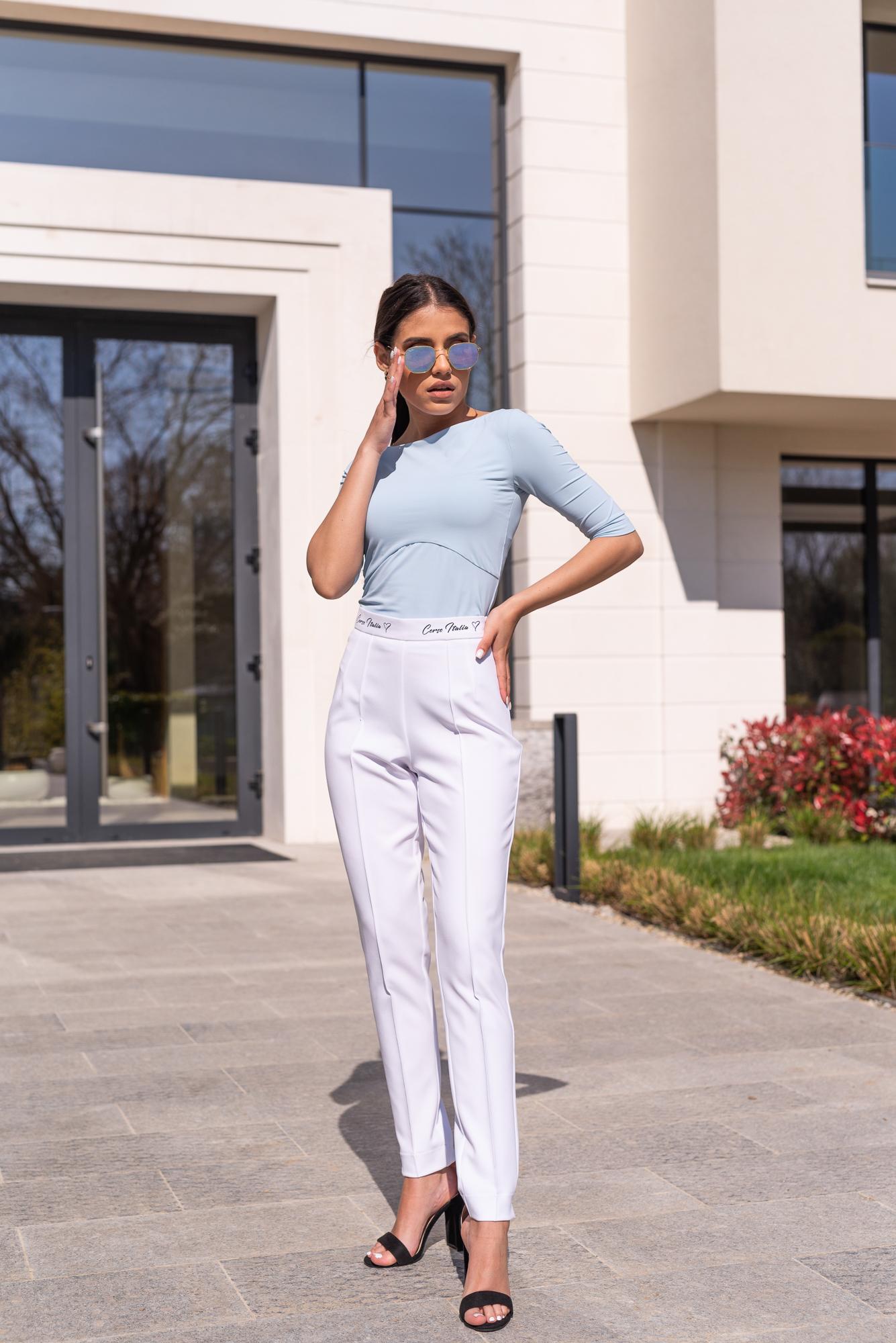 Панталон WHITE CLASSIC