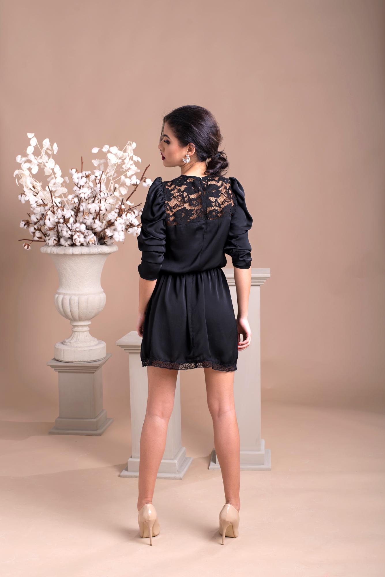 Рокля Fashion sensation in black