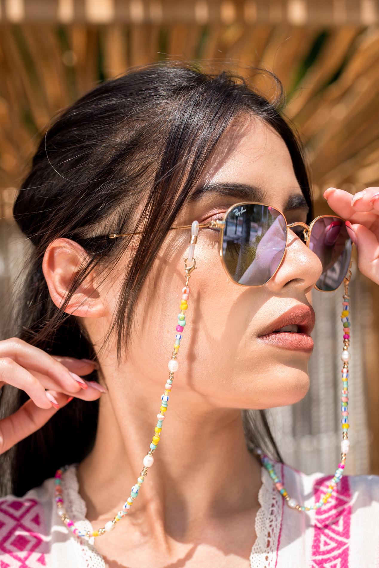 Верижка за очила Colorful sea
