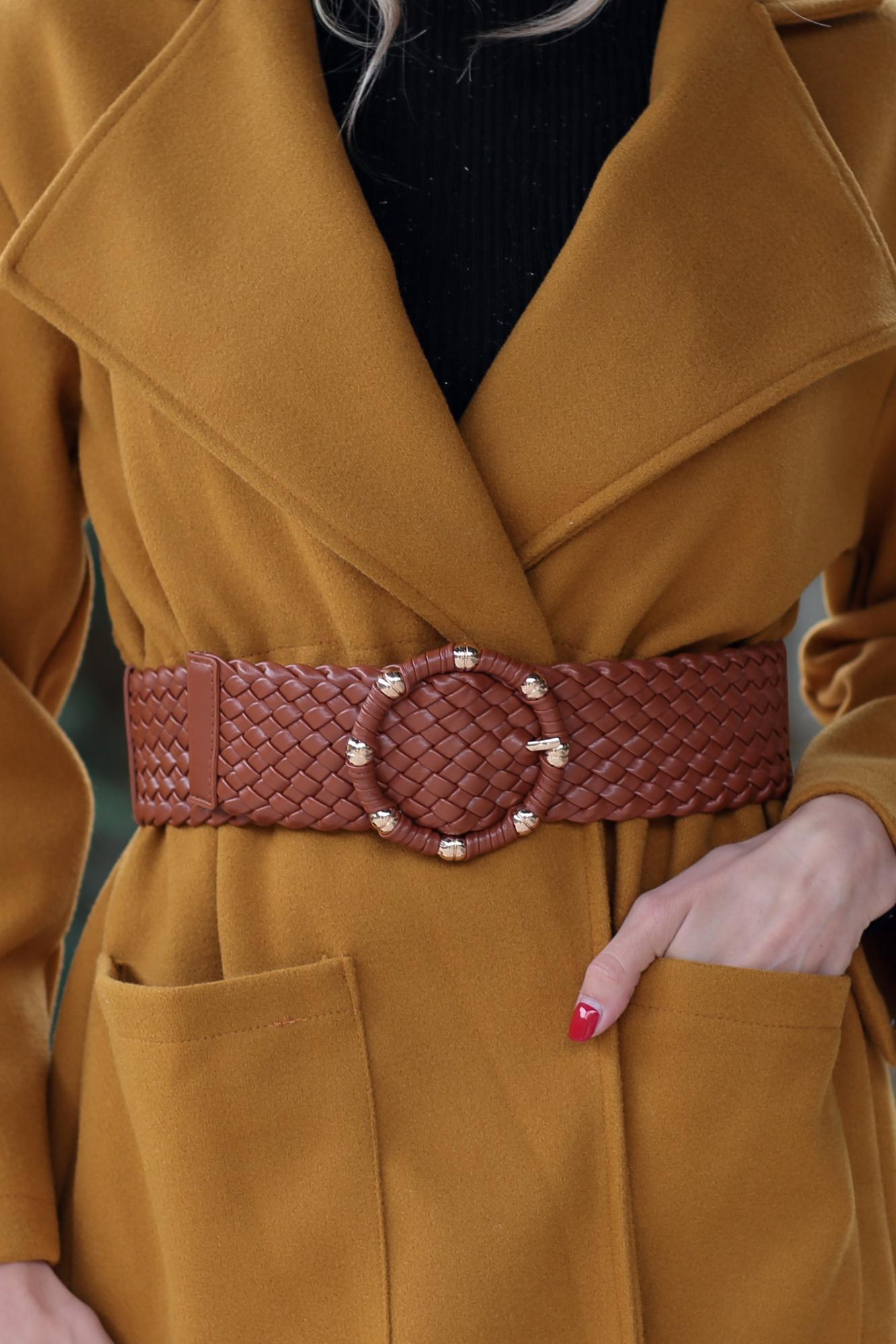 Колан Brown Knit