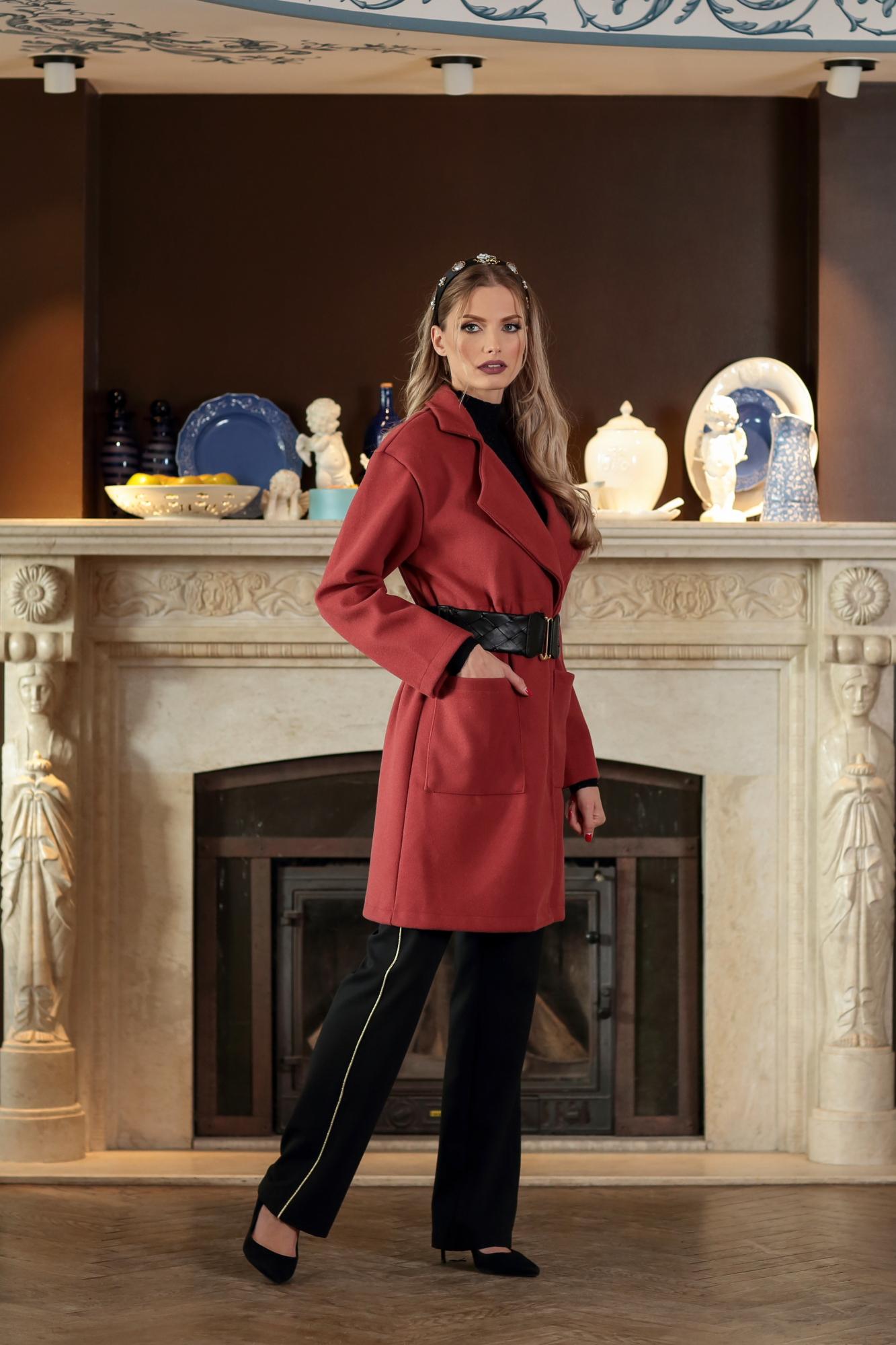 Палто RED BRICK IRIS