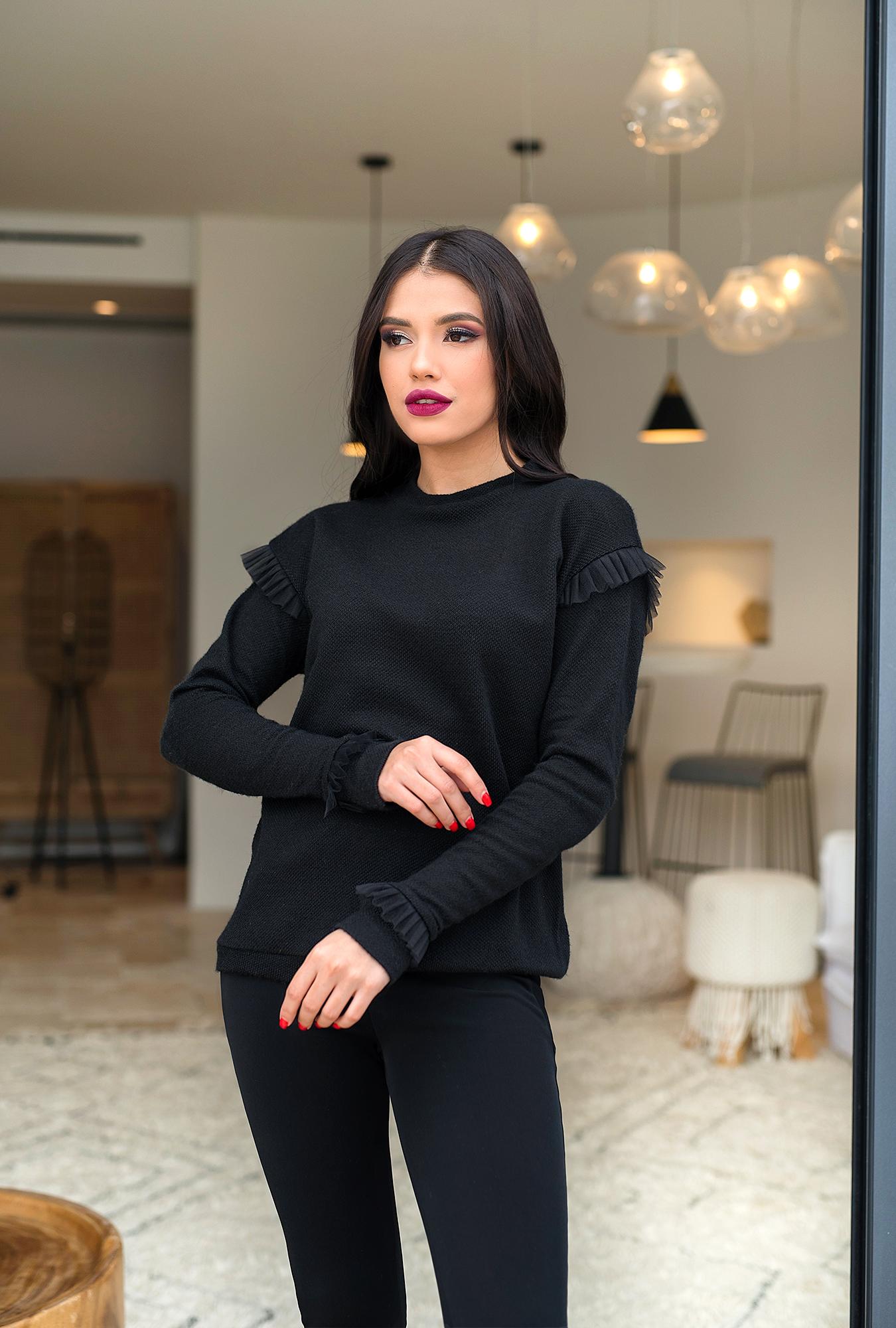 Блуза BLACK CHOICE