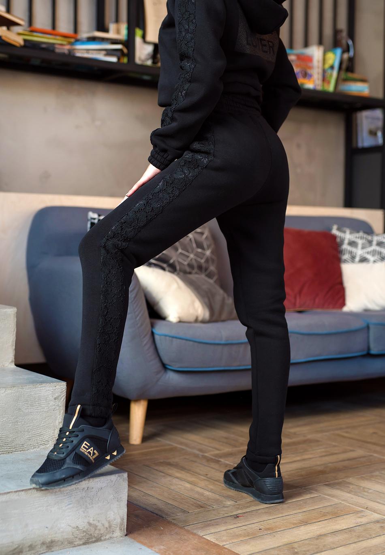 Спортна долница Black Lace