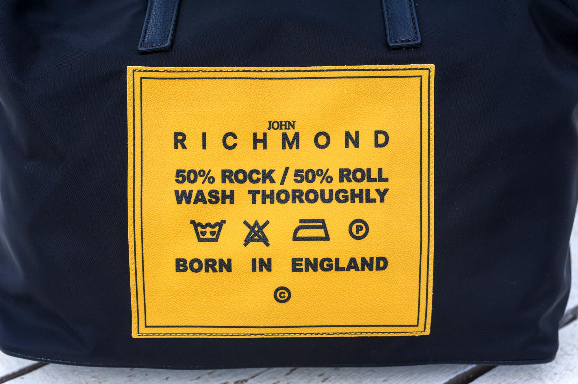 50% ROCK & 50% ROLL by John Richmond