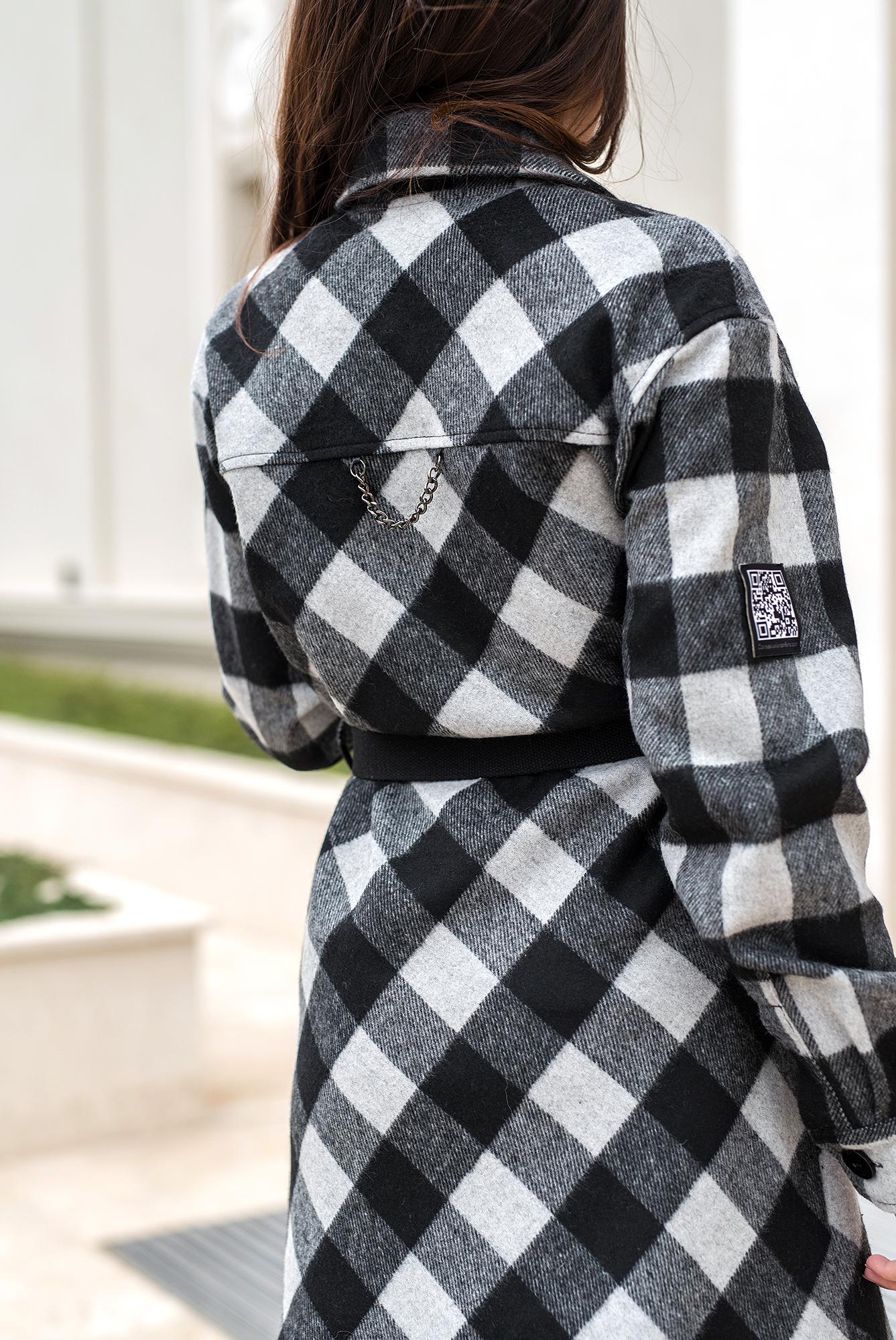 Връхна риза-рокля ''For display only''