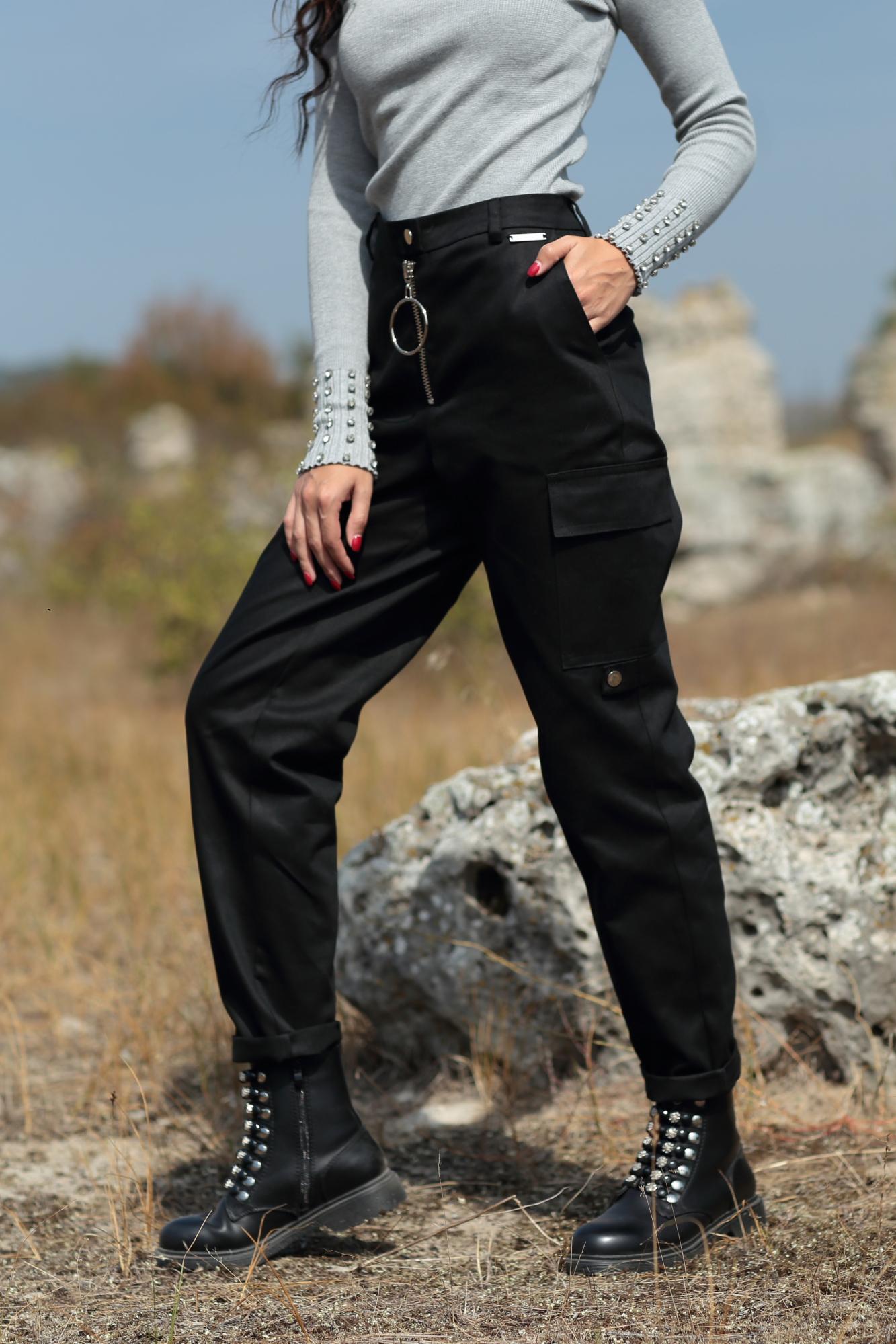 Панталон Black Street Style