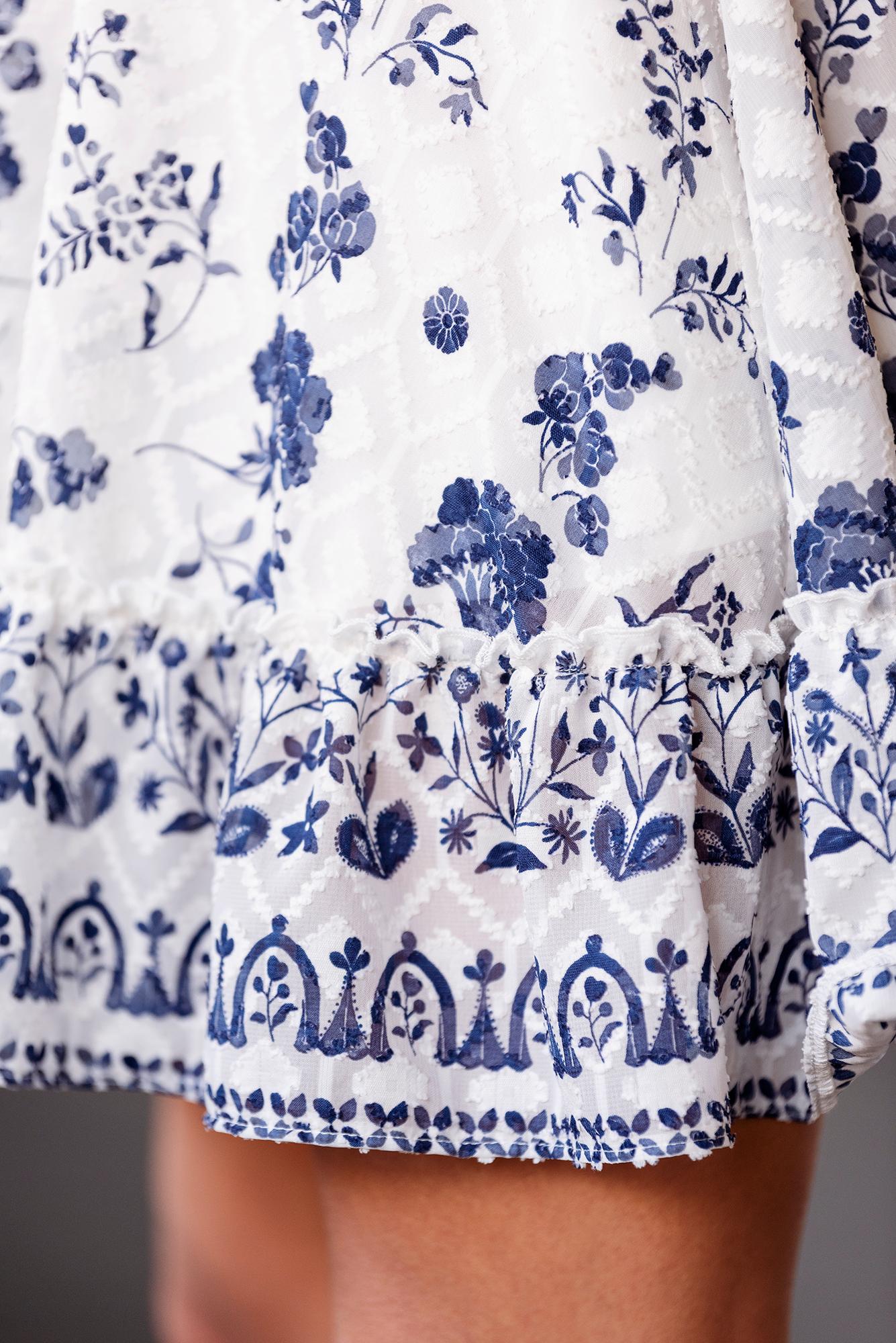 Рокля BOHO STYLE BLUE